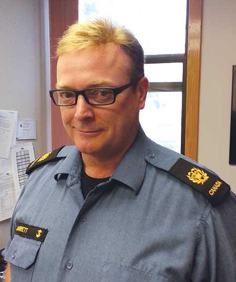 Chief Jarrett