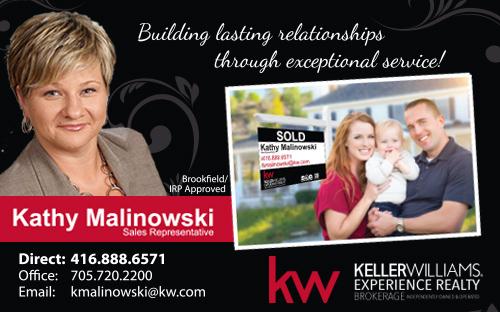 Kathy Malinowski Ad
