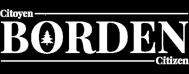 Citoyen Borden Citizen Logo