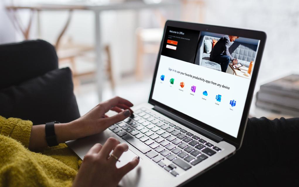 Georgian College Student Microsoft Office