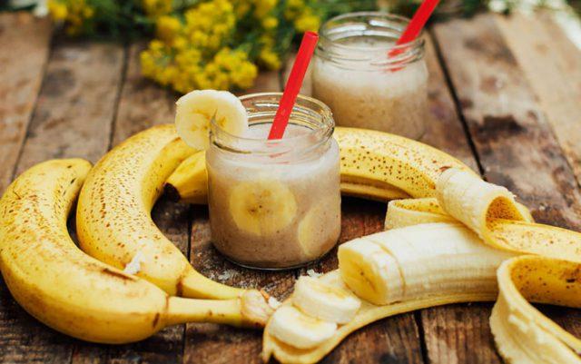 Banana-nut-smoothie